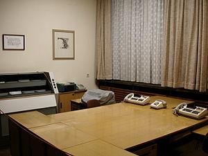 Secretariat stasi.