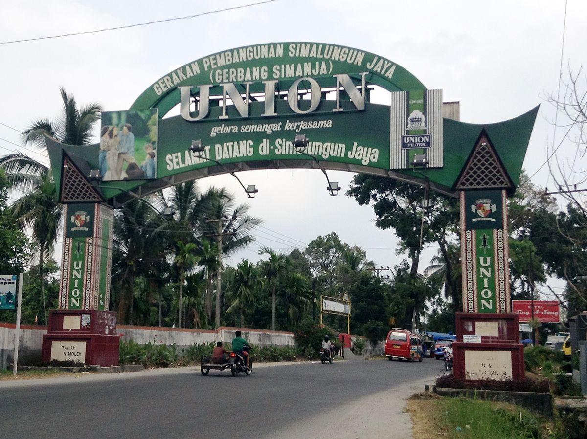 Kabupaten Simalungun  Wikipedia bahasa Indonesia