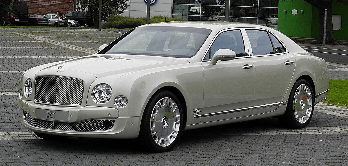 Bentley Mulsanne - Wikipedia