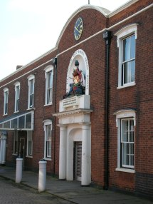 Birmingham Proof House Marks
