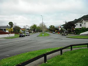California Drive, Totara Park, Upper Hutt.JPG