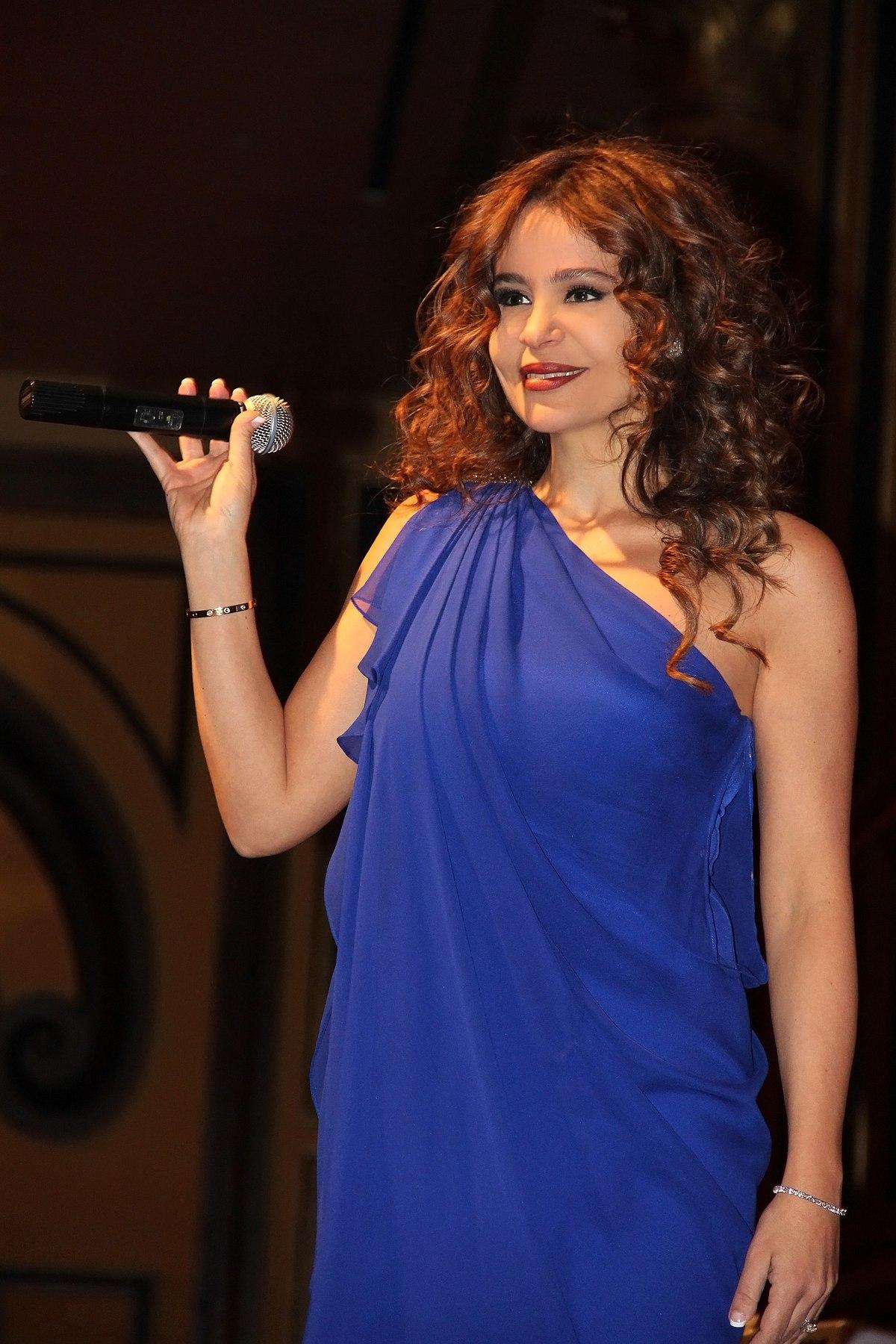Carole Samaha Wikipedia