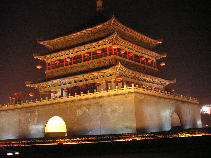 File:China xian glockenturm 01.jpg