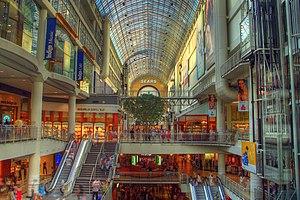 Toronto Eaton Centre, Toronto, Canada