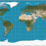 Equirectangular Projection Wikipedia