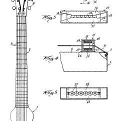 Single Pickup Guitar Wiring Diagrams Double Helix Labeled Diagram Fender Broadcaster – Wikipédia, A Enciclopédia Livre
