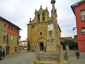 Church and monument to Jacint Verdaguer, Folgu...