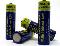 For NiMH AA batteries.