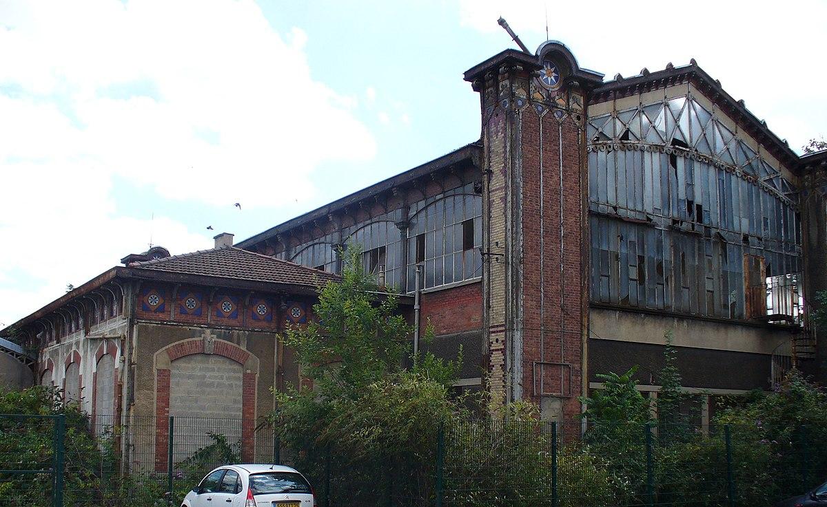 Gare Des Carbonnets Wikipdia