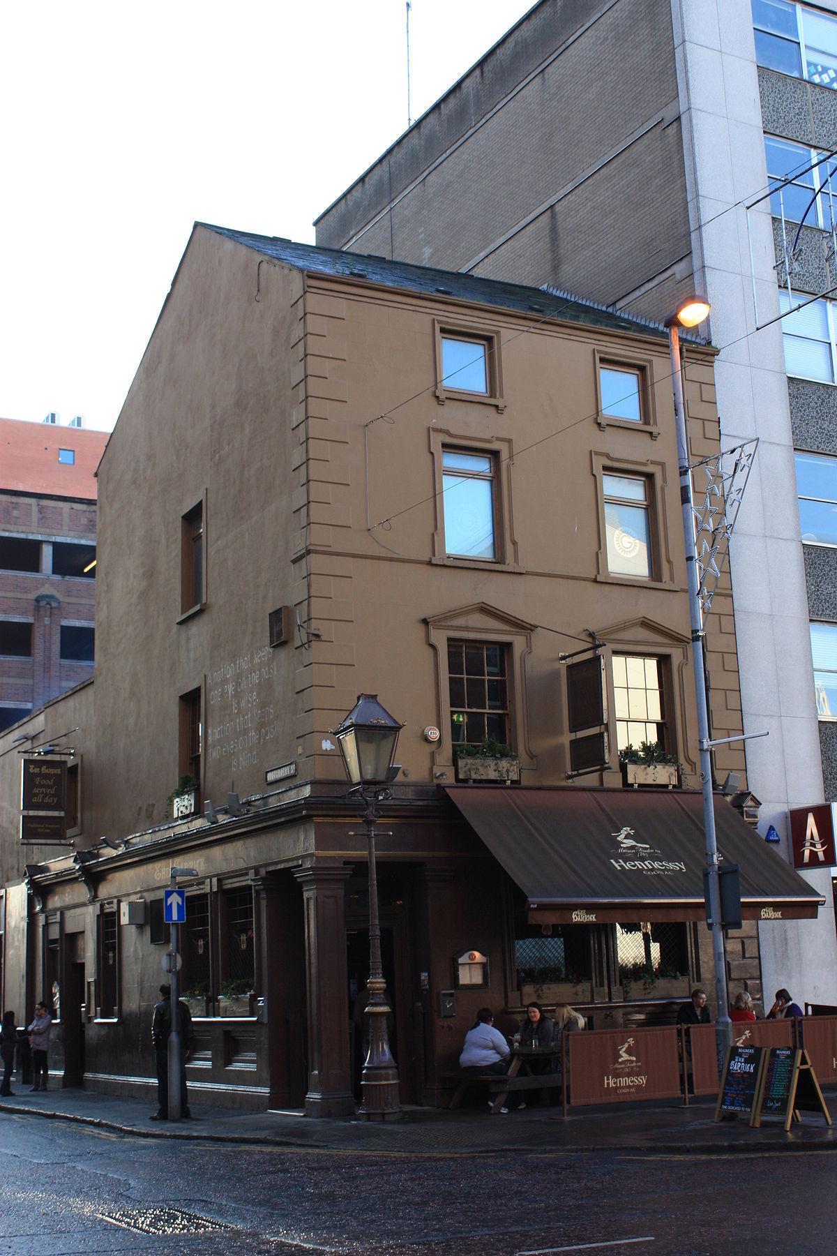 Garrick Bar  Wikipedia