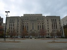 Jefferson County Courthouse Birmingham Alabama
