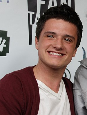 Actor Josh Hutcherson in Fantastic Fest 2009.