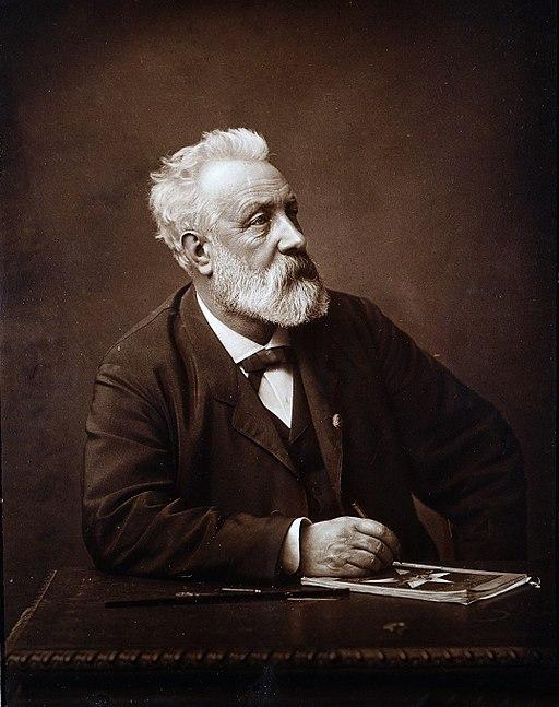 Jules Verne in 1892
