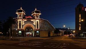 English: Luna Park in St Kilda, Melbourne