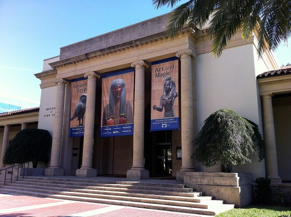 Museum Of Fine Arts St. Petersburg Florida - Wikipedia