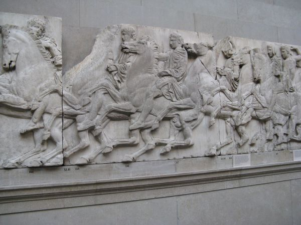 Parthenon Marbles Joy Of Museums
