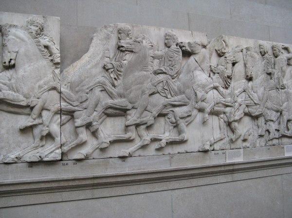 Parthenon Frieze British Museum