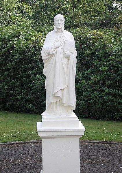 File:St Ignatius at Loyola Hall.JPG