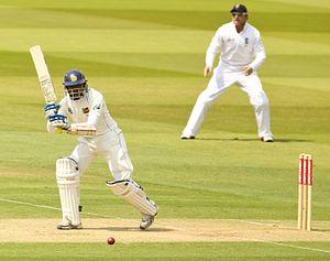Tillakaratne Dilshan batting against England d...