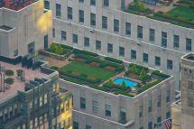 Rooftop Gardens Rockefeller Center