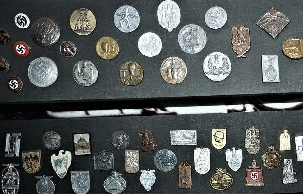 Auckland War Memorial Museum - Nazi Germany Badges 2
