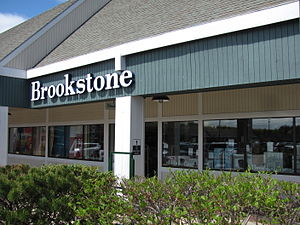Brookstone Outlet Store, Kittery Maine