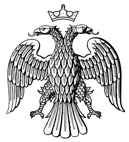 File:Double-headed eagle of the Byzantine Empire.png