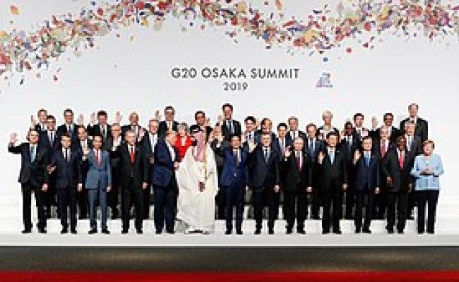 Sommet Du G20 De 2019 Wikipédia
