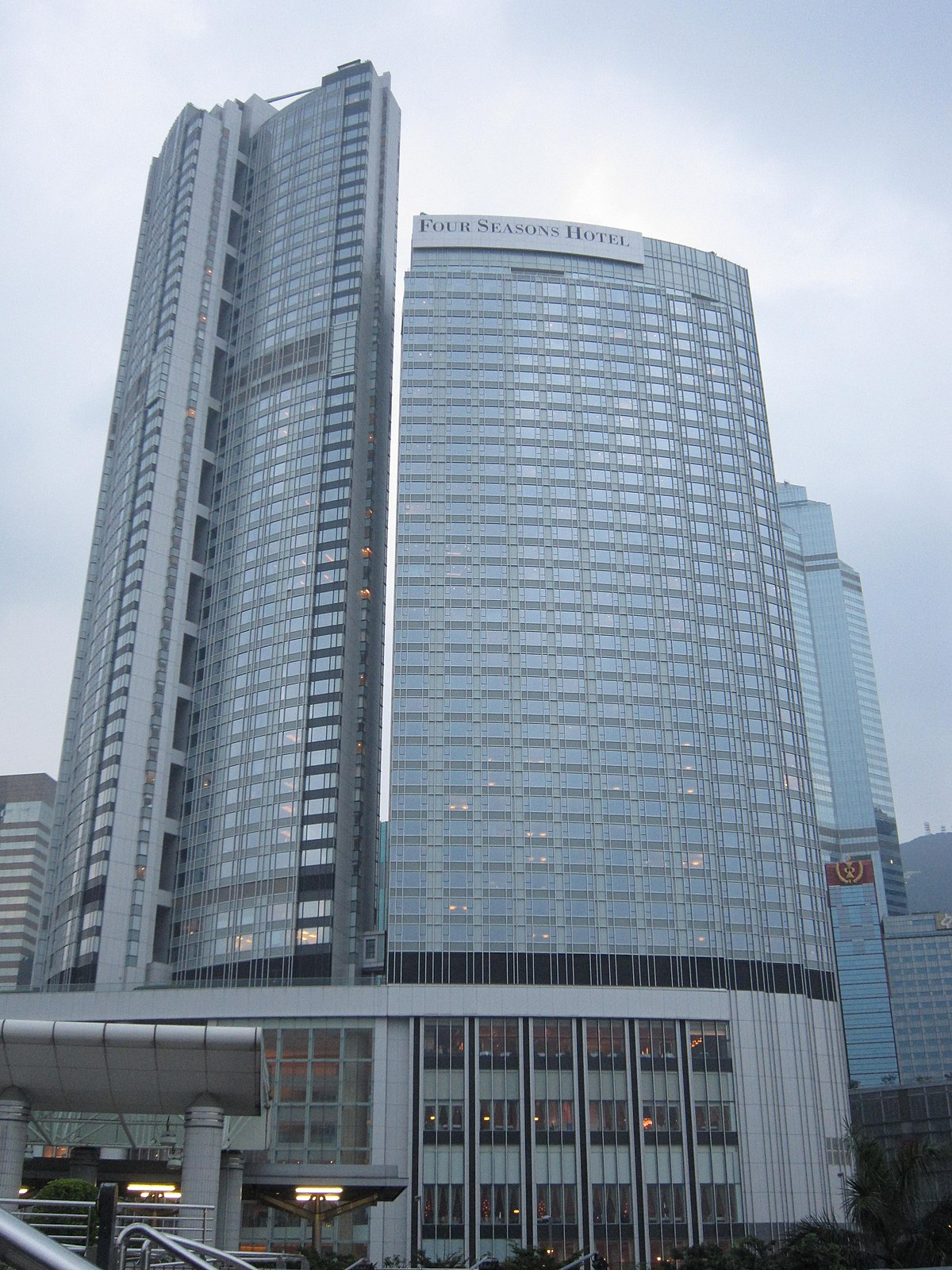 Four Seasons Hotel Hong Kong Wikipedia