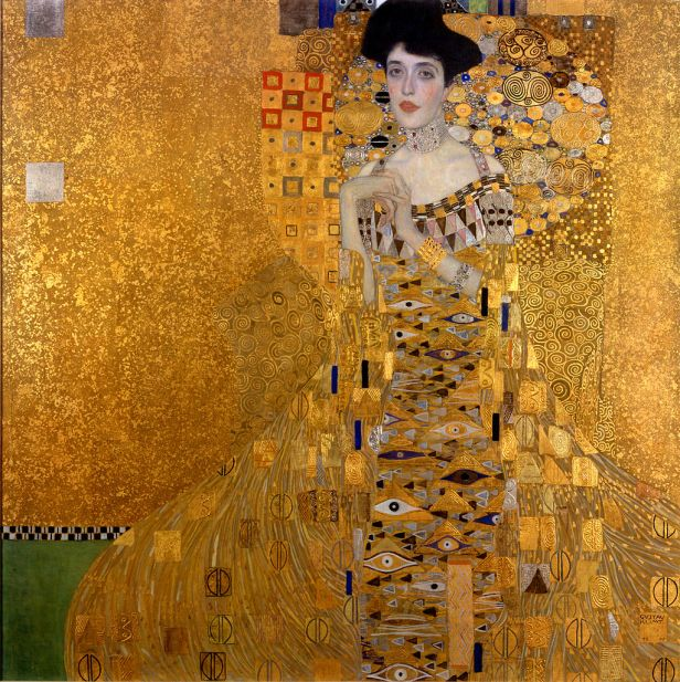 """Portrait of Adele Bloch-Bauer I"" by Gustav Klimt"