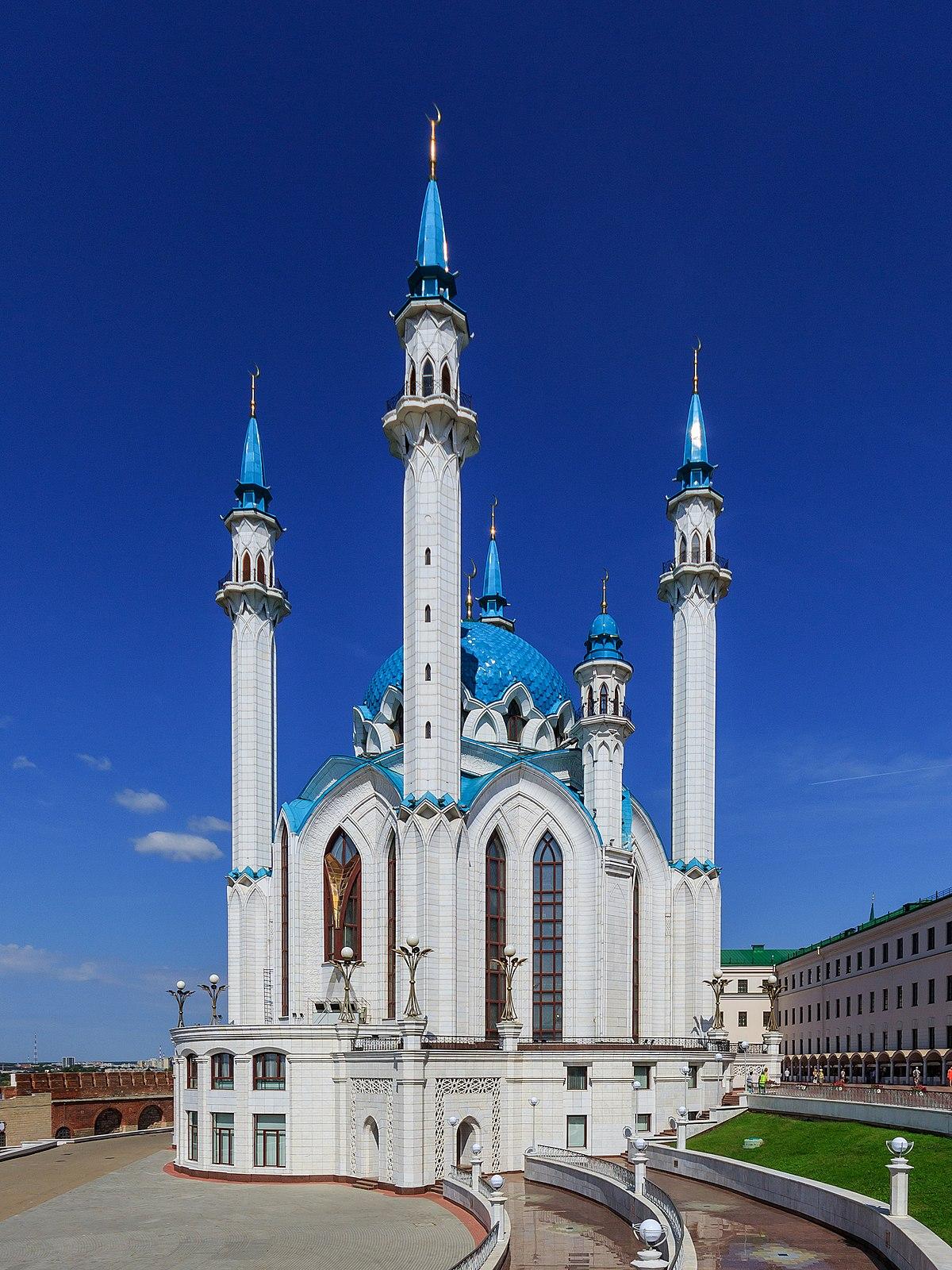 Kul Sharif Mosque  Wikipedia