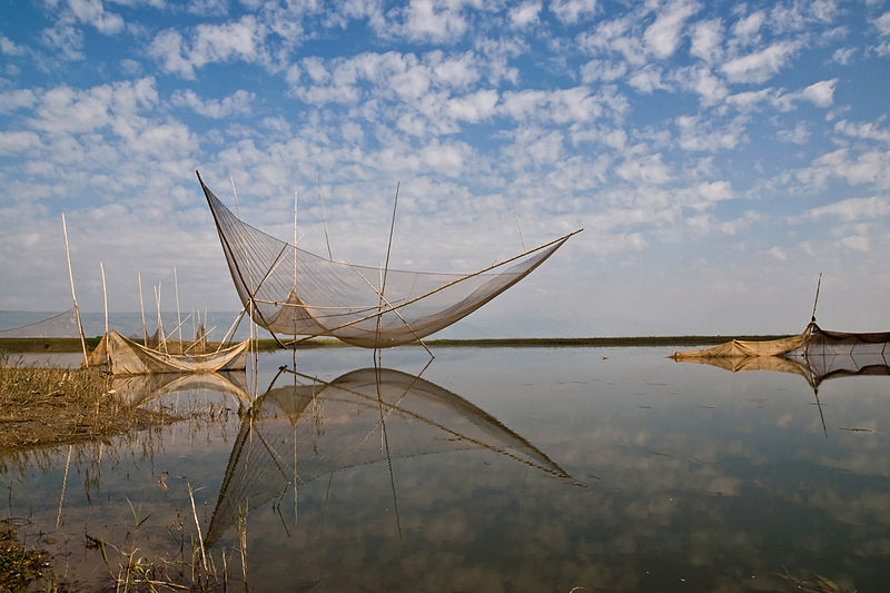 File:Large lift net (In Bengali-Veshal jal).jpg