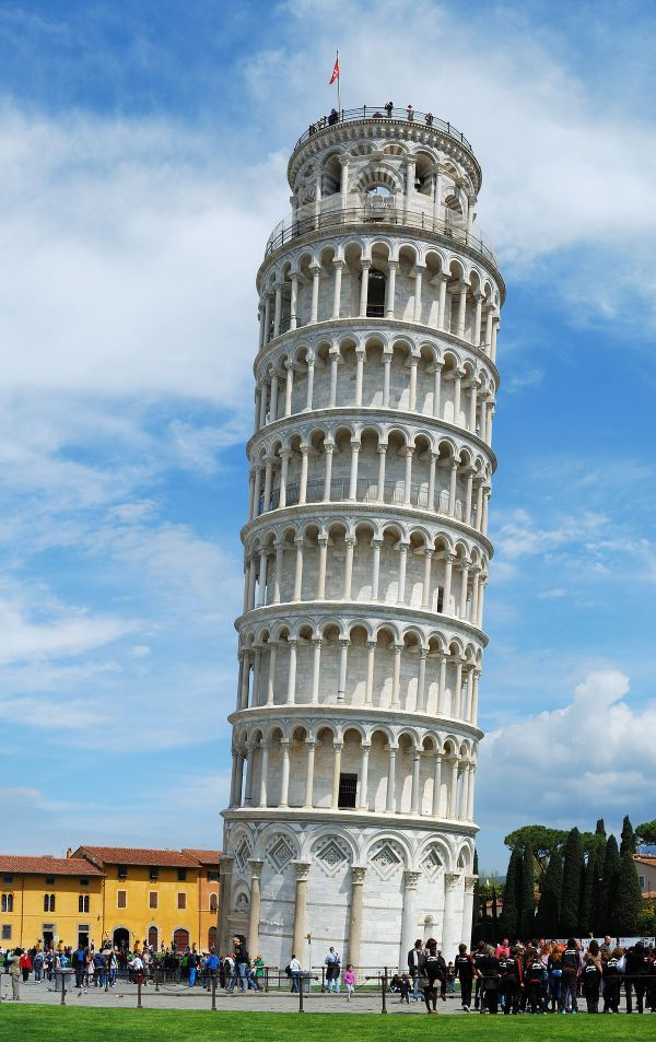 Leaning Tower Of Pisa - Simple English Wikipedia Free