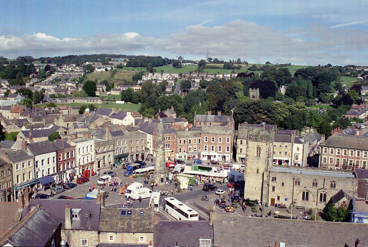 Richmond (North Yorkshire) – Reiseführer auf Wikivoyage