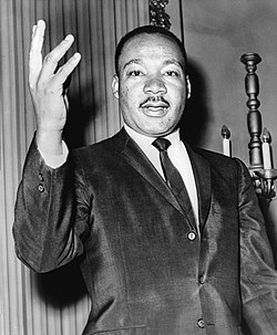 Martin Luther Kings I have a dream-speech