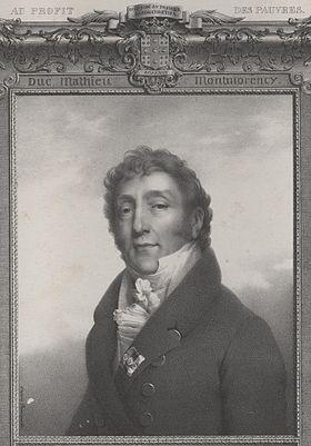 Mathieu de Montmorency-Laval.
