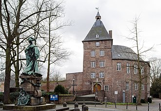 Moerser Schloss  Wikipedia