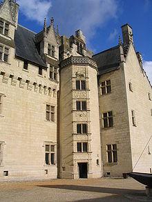 Chteau de Montsoreau  Wikipdia
