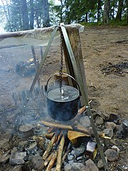 Camping Outdoor Cooking