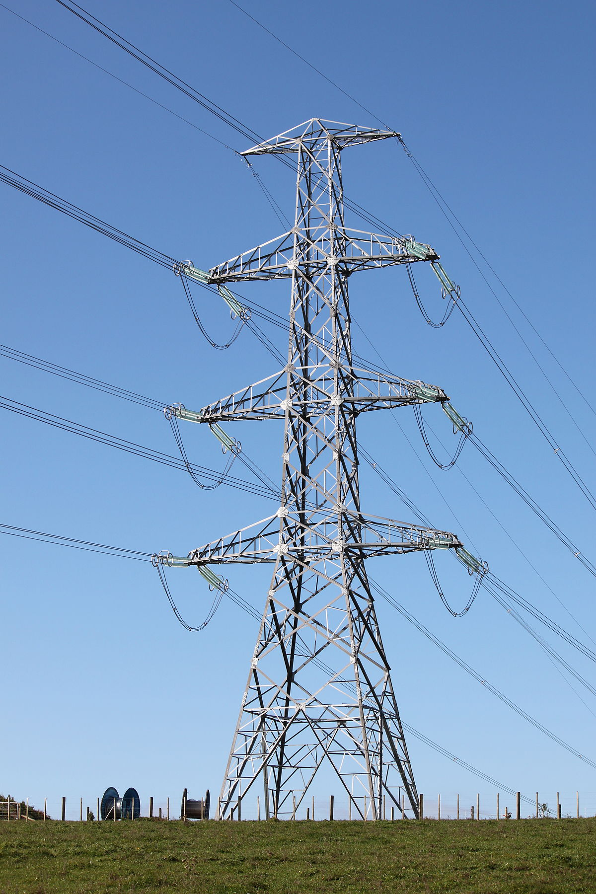 To The Left Is A Diagram For The Generation Of Electricity From A