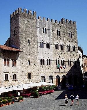 Palazzo Comunale Massa Marittima