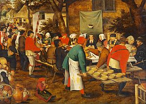 Peasant Wedding Feast