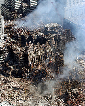 Aftermath of the September 11 attacks