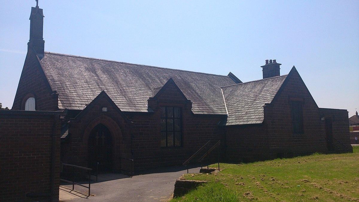 St Davids Church Connahs Quay Wikipedia