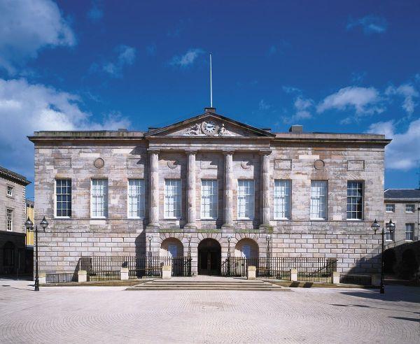 Shire Hall Stafford - Wikipedia