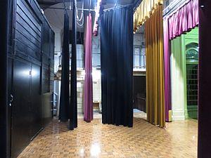 curtain wikipedia