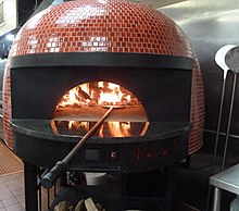 Woodfired oven  Wikipedia