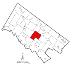Worcester Township, Montgomery County, Pennsylvania