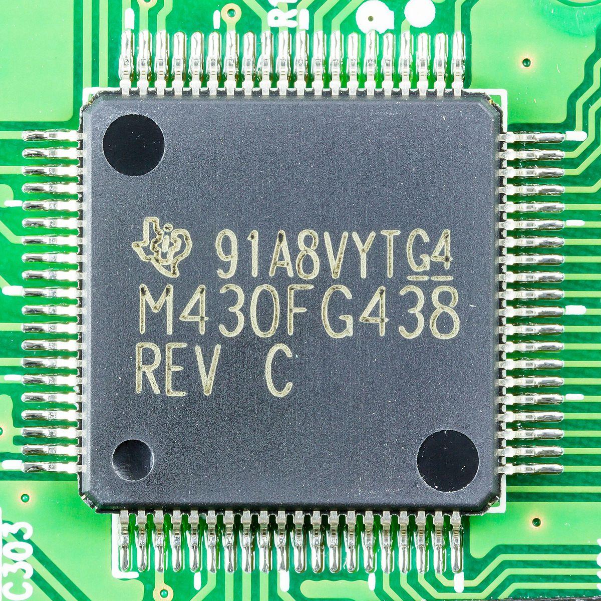 Generator Wiring Diagram Ti Msp430 Wikipedia