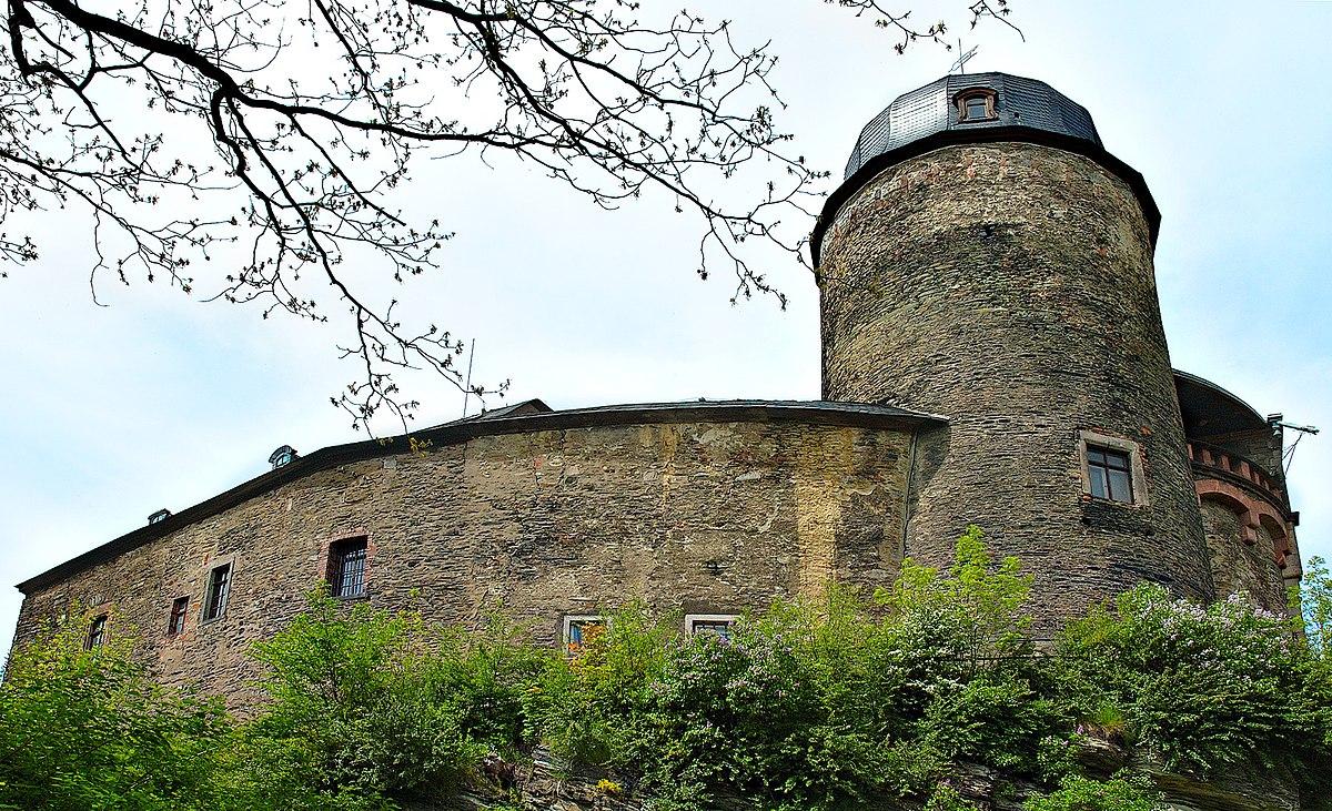 Hochzeit Burg Mylau